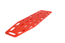 HS-A007 plastic rescue spine board with spider strap
