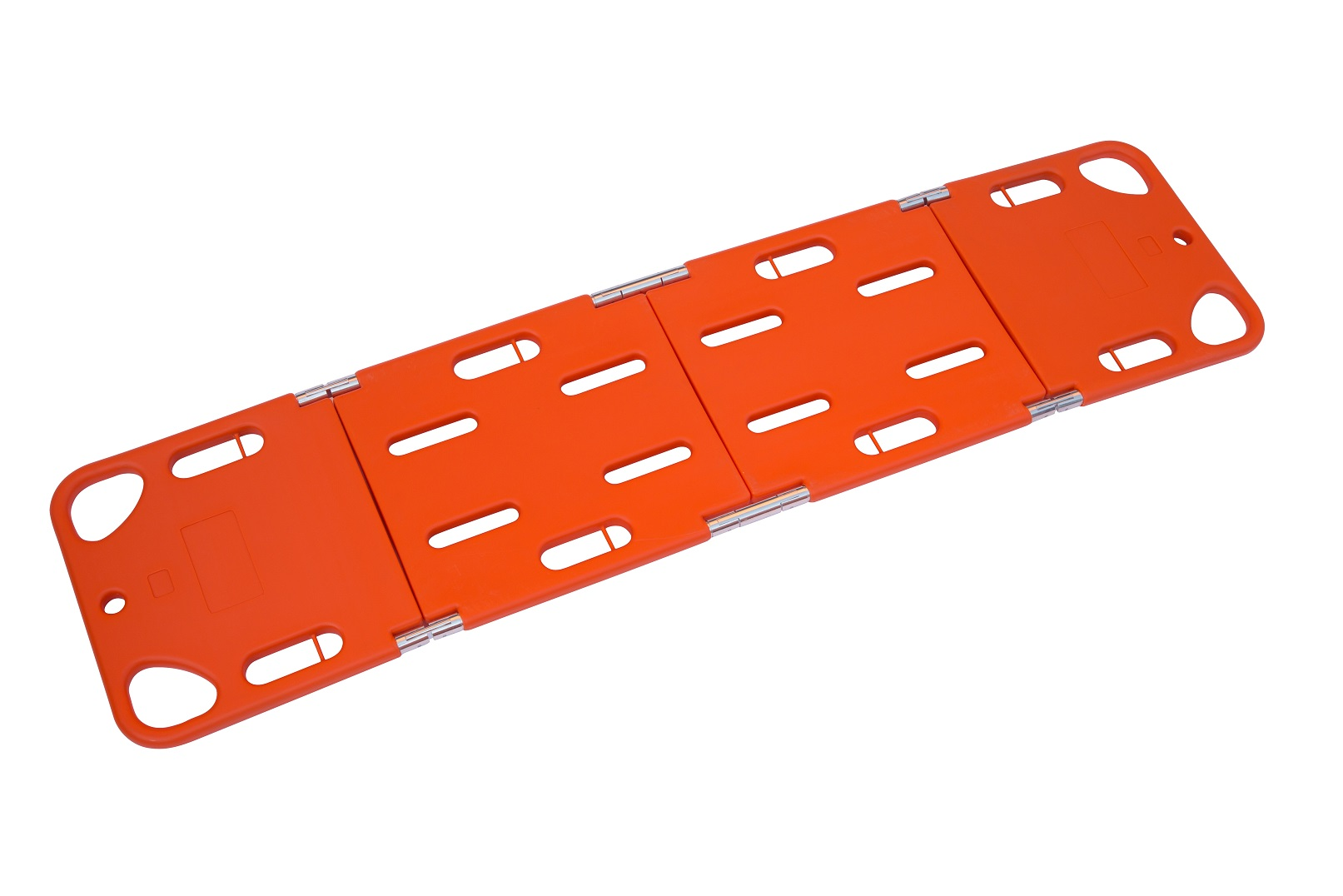 HS-A006 4 fold plastic portable spine board